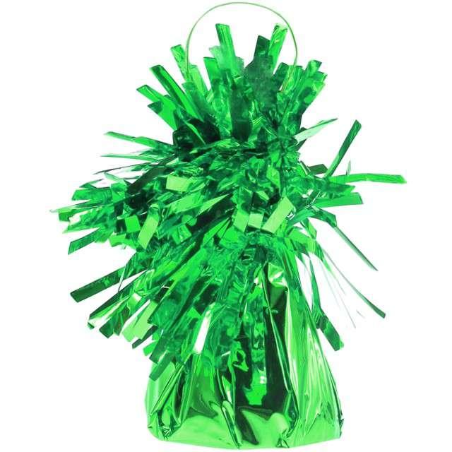 Obciążnik do balonów, foliowy, zielony