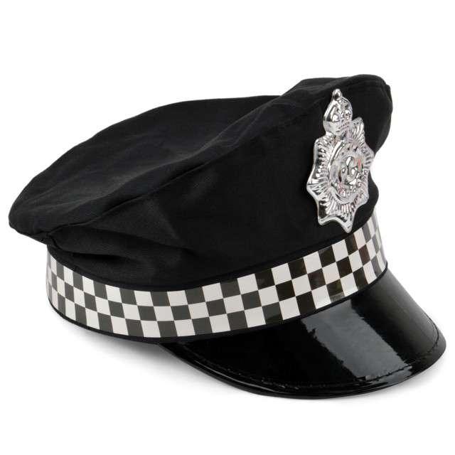 Czapka Policjanta, ARPEX, czarna