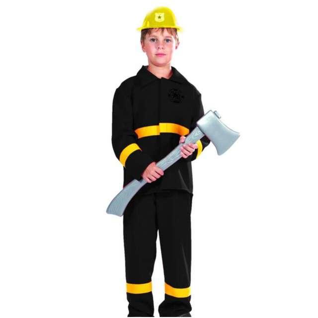 """Strój dla dzieci """"Odważny Strażak"""", PartyTino, 98-104 cm"""