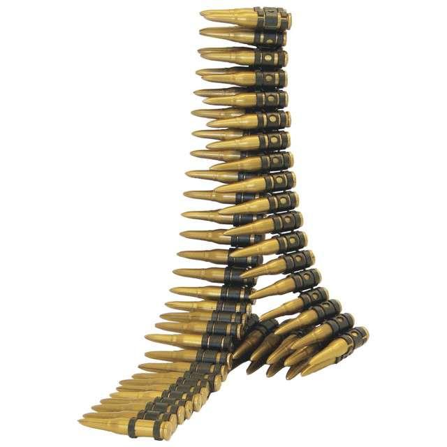 Pas z nabojami, SMIFFYS, 150 cm