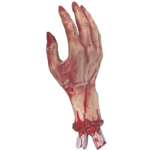 """Dekoracja """"Odcięta dłoń"""", SMIFFYS, 30 cm"""