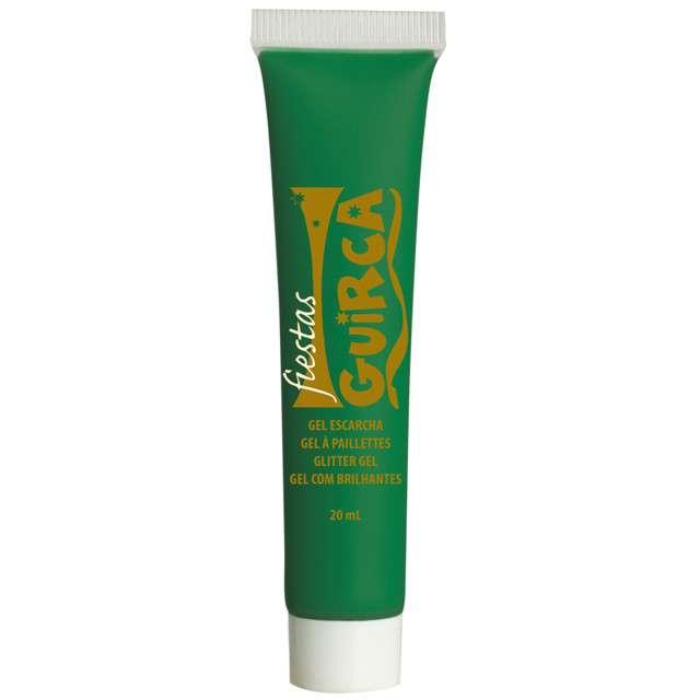 """Make-up party """"Farba do Makijażu"""", zielona ciemna, GUIRCA, 20 ml"""