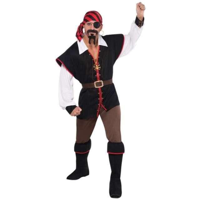 """Strój dla dorosłych """"Pirat"""", AMSCAN, rozm. M/L"""