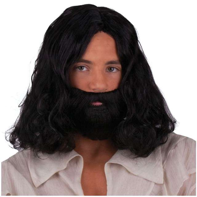 """Peruka party """"Jezus z brodą"""", FunnyFashion"""
