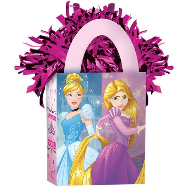 "Obciążnik do balonów ""Księżniczki Disneya - Princess"", AMSCAN, 156 g."