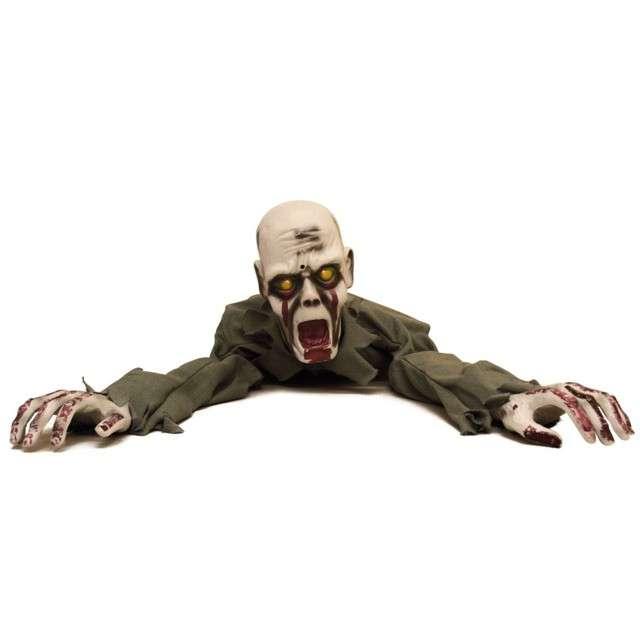 """Dekoracja """"Czołgający się Zombie"""", FunnyFashion, 100 cm"""
