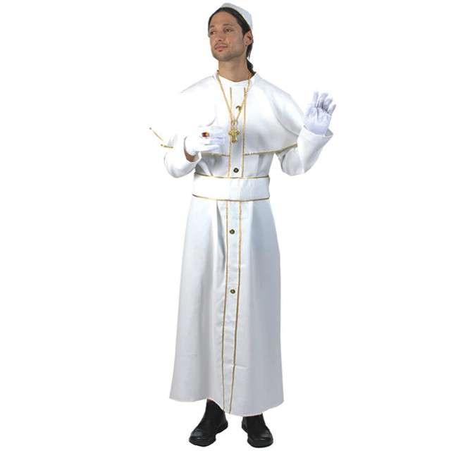 """Strój dla dorosłych """"Papież"""", FunnyFashion, rozm. 48/50"""