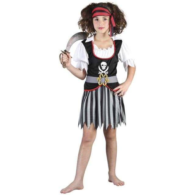 """Strój dla dzieci """"Kapitan Piratka"""", PartyTino, 98-104 cm"""