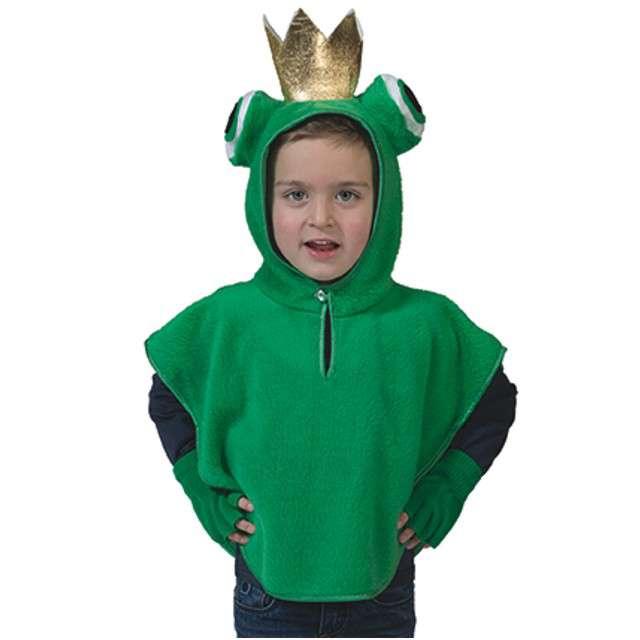 """Strój dla dzieci """"Żabka w koronie"""" Funny Fashion, rozm. 110"""