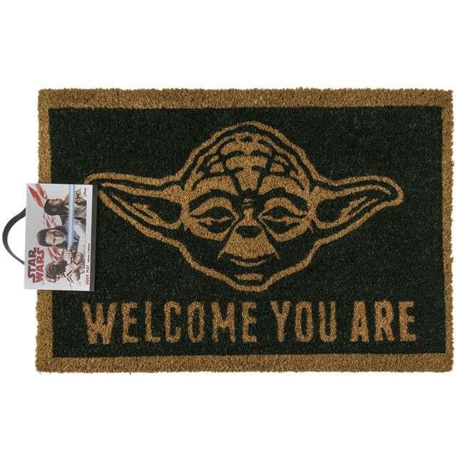 "Wycieraczka ""Star Wars - Yoda"", OOTB, 60 x 40 cm"