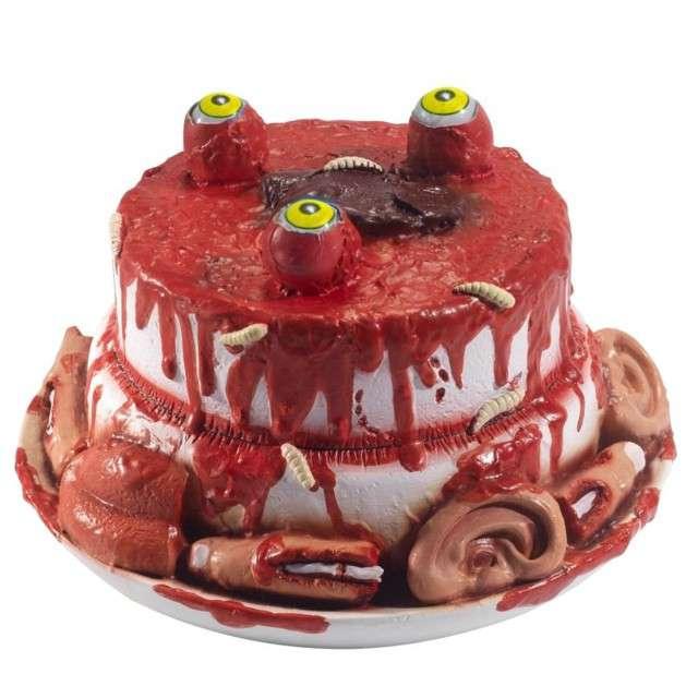 """Dekoracja """"Tort dla Zombie"""", SMIFFYS"""