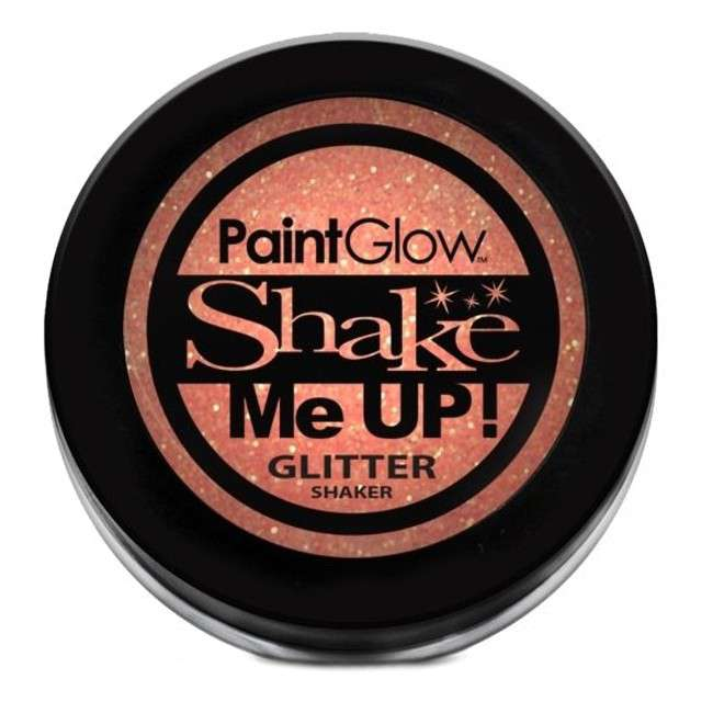 """Make-up party """"Brokat do Makijażu"""", pomarańczowy, PaintGlow, 5 g"""