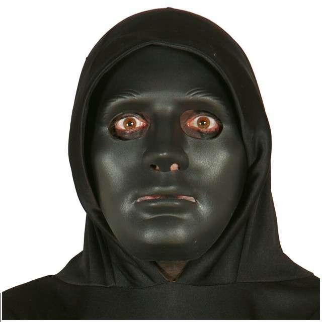 "Maska ""Black Scream"", plastikowa, GUIRCA"