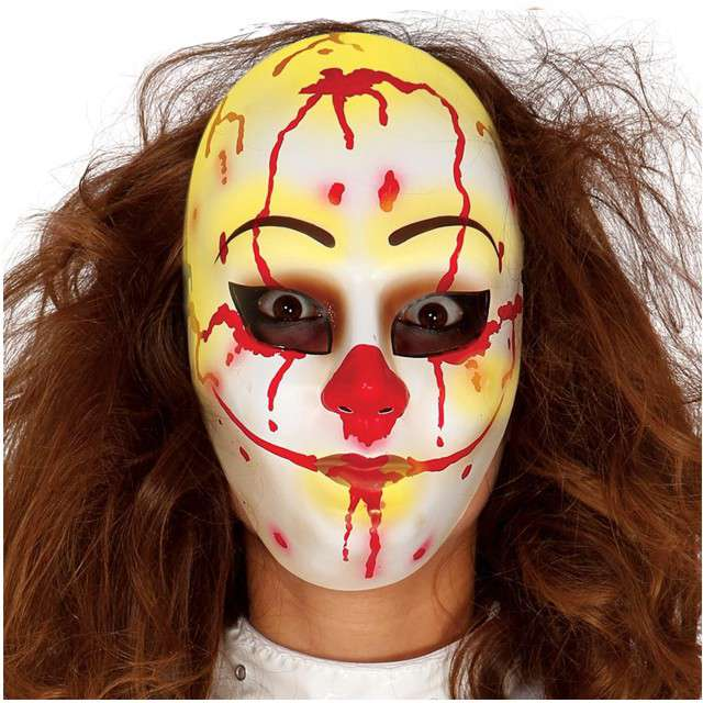 "Maska ""Straszny Klaun Morderca"", GUIRCA"