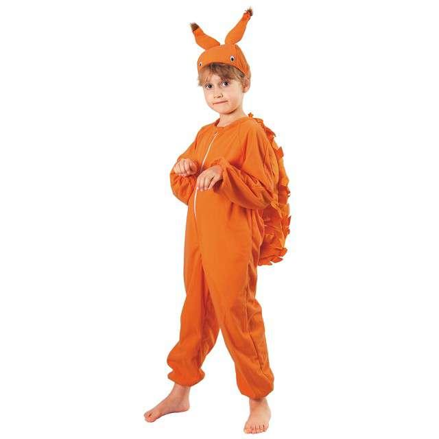 """Strój dla dzieci """"Wiewiórka"""", KRASZEK, rozm. 98/104 cm"""