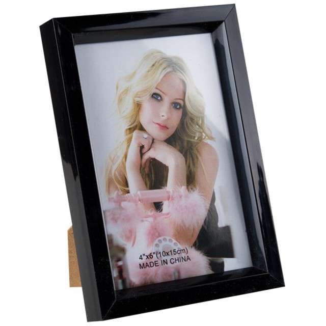 """Ramka do zdjęć """"Classic"""", czarna, 15 x 10 cm"""