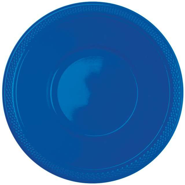 "Miska plastikowa ""Diamond"", niebieskie, 355 ml, 10 szt"