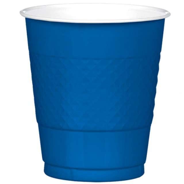 """Kubeczki plastikowe """"Diamond"""", niebieskie, 355 ml, 10 szt"""