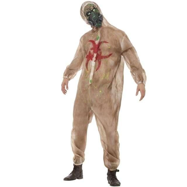 """Strój dla dorosłych """"Zombie Biohazard"""", Smiffys, rozm. M"""