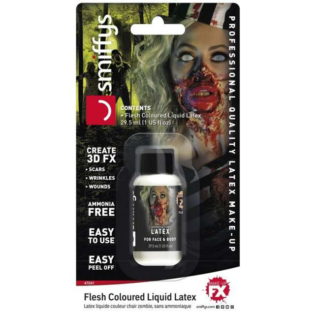 "Make-up party ""Latex w płynie"", Smiffys, 29,5 ml"