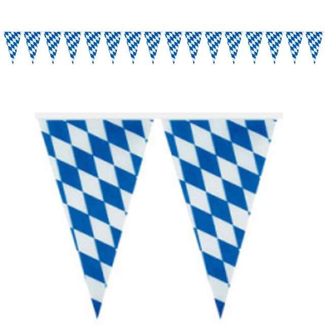 "Baner flagi ""Oktoberfest - Bawaria"", AMSCAN, 400 cm"