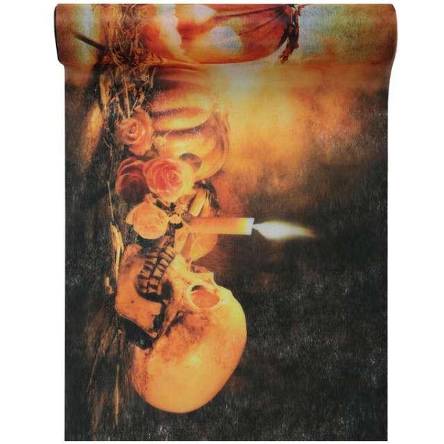 """Bieżnik """"Halloween Day"""", SANTEX, 500 x 30 cm"""