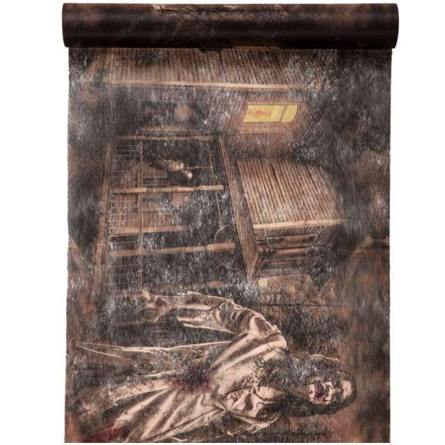 "Bieżnik ""Upiorny Zombie"", SANTEX, 500 x 30 cm"