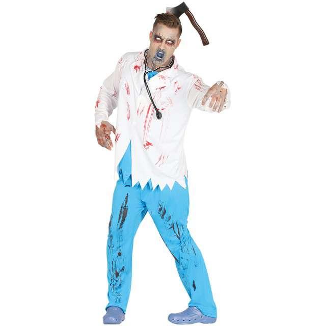 """Strój dla dorosłych """"Doktor Zombie"""", GUIRCA, rozm. L"""