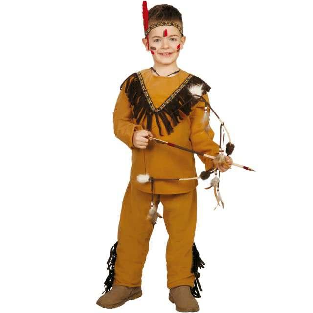 """Strój dla dzieci """"Indianin"""", GUIRCA, rozm. 5-6 lat"""