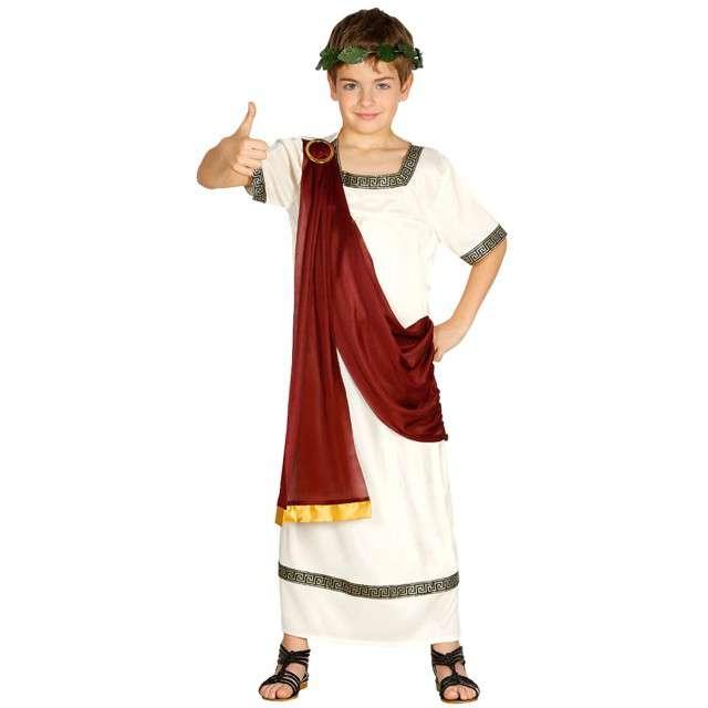 """Strój dla dzieci """"Rzymianin - Cezar"""", GUIRCA, rozm. 7-9 lat"""