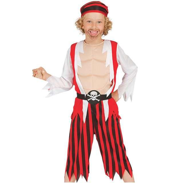 """Strój dla dzieci """"Pirat z Karaibów"""", GUIRCA, rozm. 7-9 lat"""