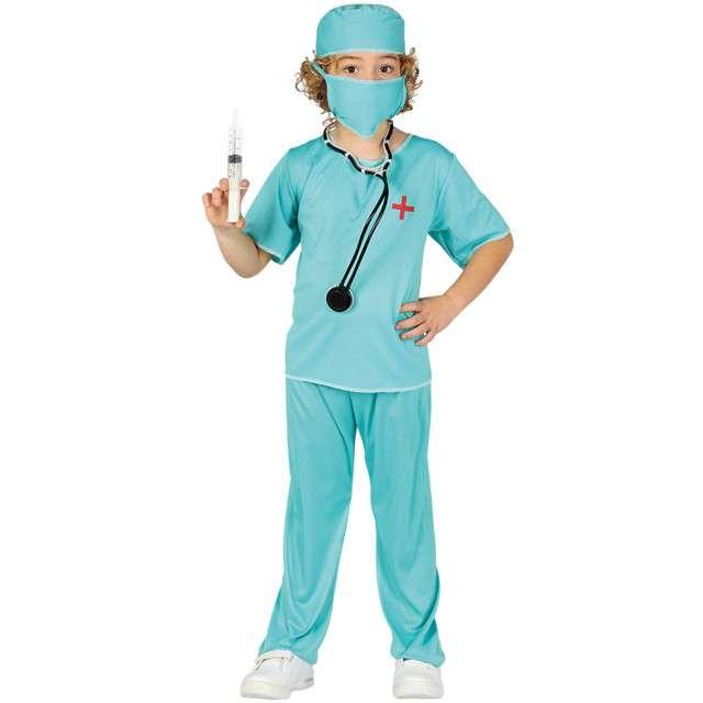 """Strój dla dzieci """"Chirurg"""", GUIRCA, rozm. 5-6 lat"""