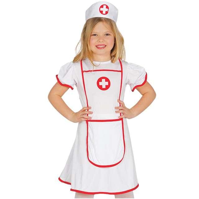 """Strój dla dzieci """"Pielęgniarka"""", GUIRCA, rozm. 7-9 lat"""