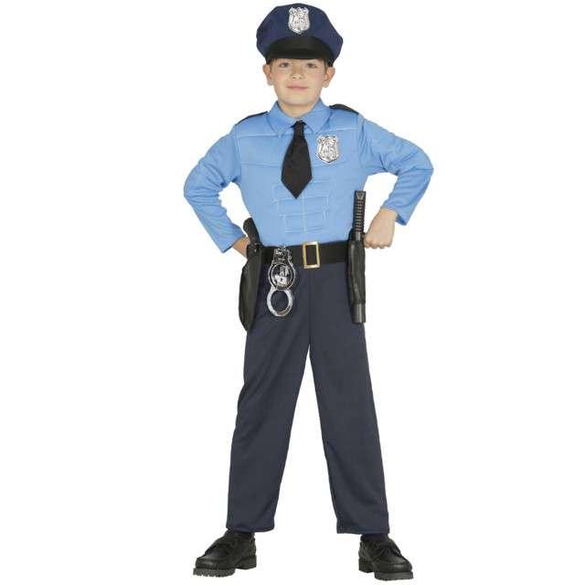 """Strój dla dzieci """"Policjant USA"""", GUIRCA, rozm. 5-6 lat"""