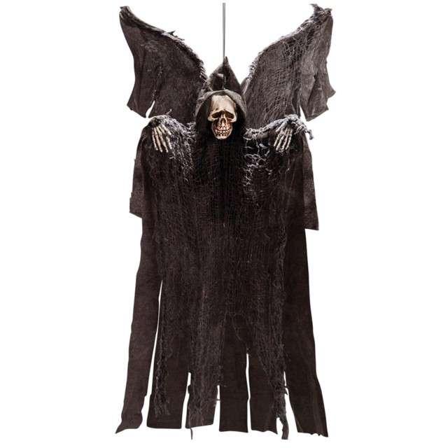 """Dekoracja """"Anioł Śmierci"""", Carnival Toys, 50 cm"""