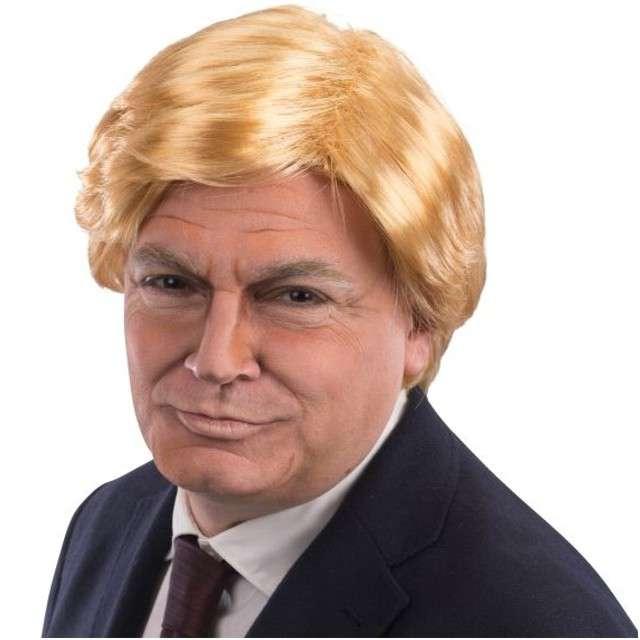 "Peruka party ""Donald Trump"", Carnival Toys"