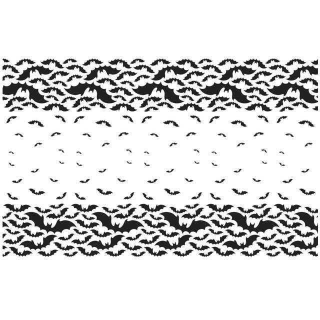 """Obrus foliowy """"Nietoperze"""", UNIQUE, 213 x 137 cm"""