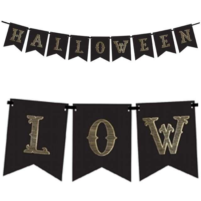 """Baner """"Halloween"""", PartyDeco, 175 cm"""