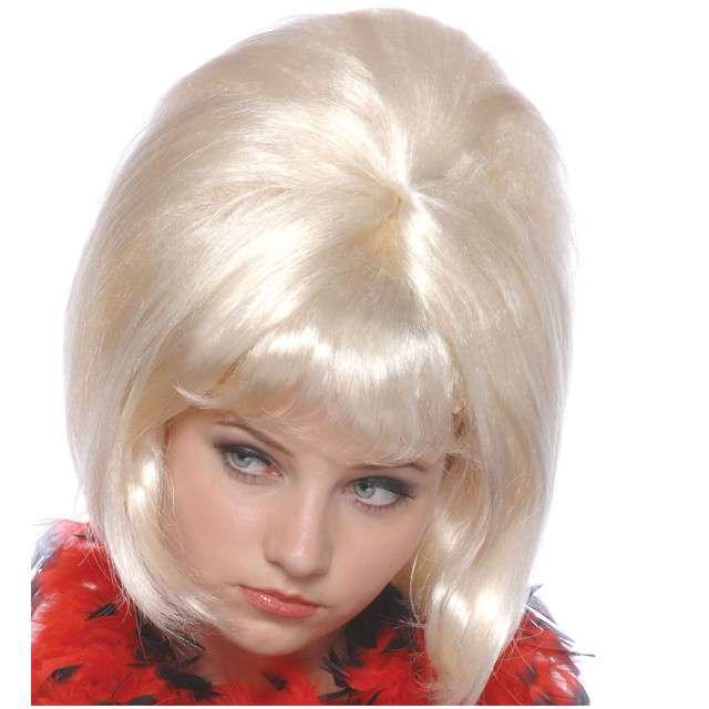 "Peruka party ""Lisa"", blond, FunnyFashion"