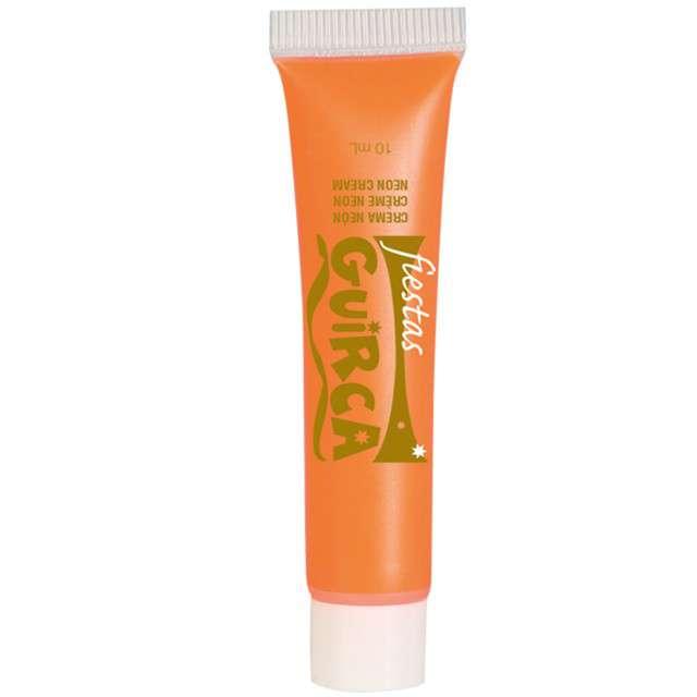 """Make-up party """"Farba do Makijażu"""", neonowa pomarańczowa, GUIRCA, 10 ml"""