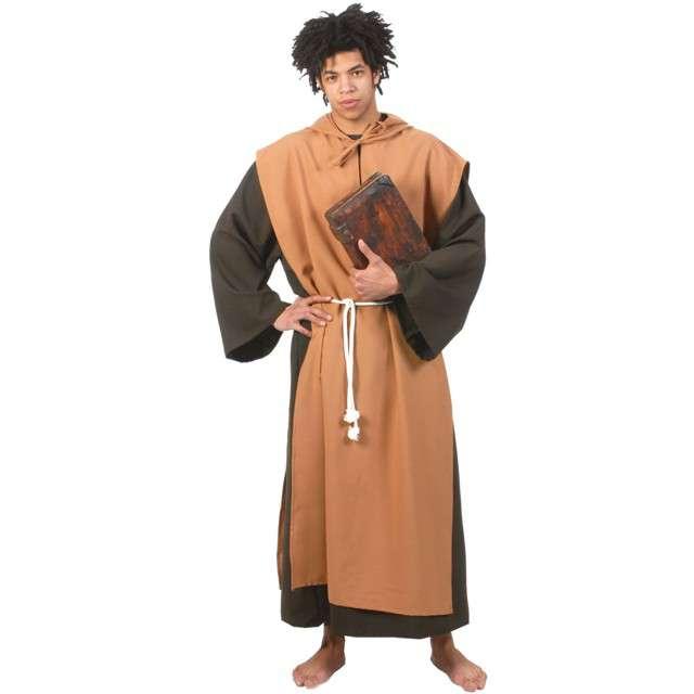 """Strój dla dorosłych """"Średniowieczny Mnich"""", FunnyFashion, rozm. S"""
