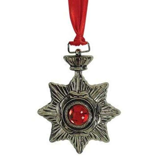 "Naszyjnik ""Medalion Wampira"", AMSCAN"