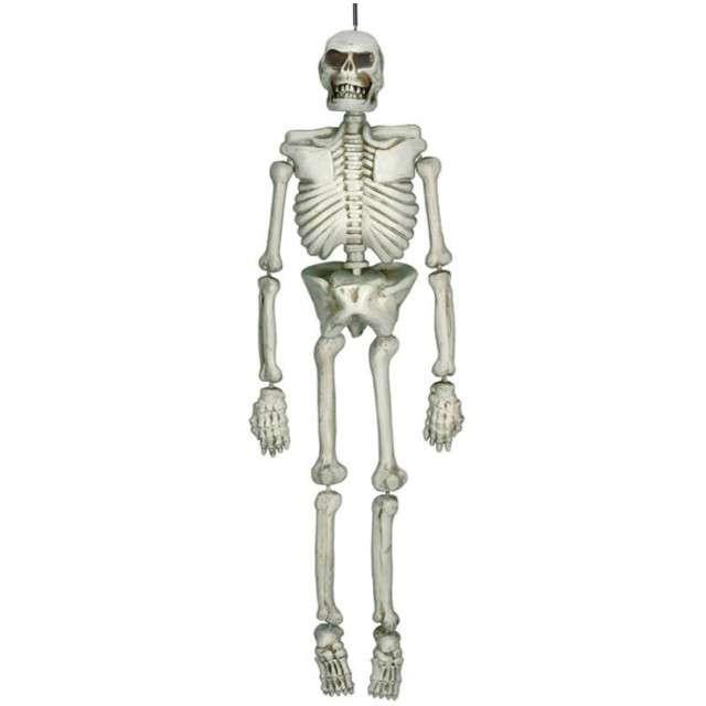"""Dekoracja wisząca """"Szkielet"""", AMSCAN, 137 cm"""