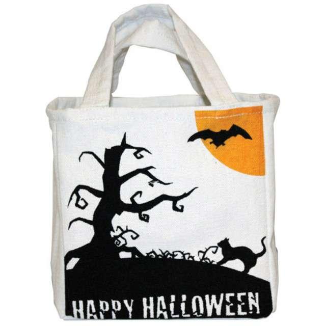 "Torba ""Happy Halloween"", AMSCAN, 26x16 cm"