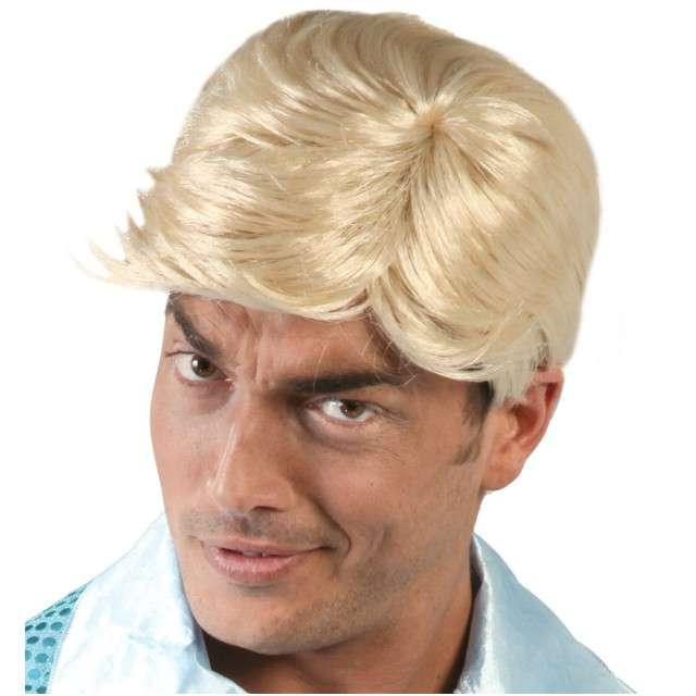 "Peruka party ""Uroczy Pablo"", blond, GUIRCA"