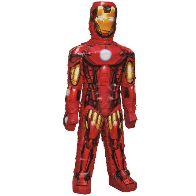 """Piniata """"Iron Man - Avengers 3D"""", Unique, 62 x 23 cm"""