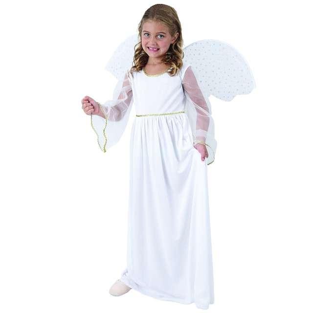 """Strój dla dzieci """"Aniołek Drejt Angel"""", GoDan, rozm. 120/130"""