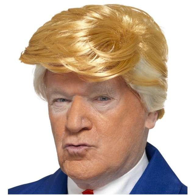 "Peruka party ""Donald Trump"", blond, SMIFFYS"