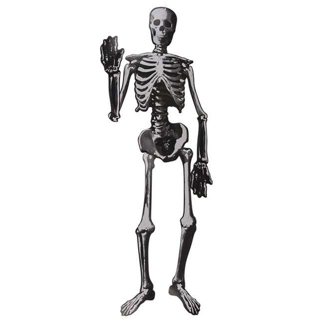 """Dekoracja wisząca """"Szkielet"""", OOTB, 135 cm"""