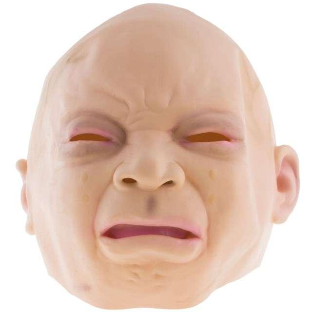 "Maska ""Płaczący Bobas"", lateksowa, FunnyFashion"
